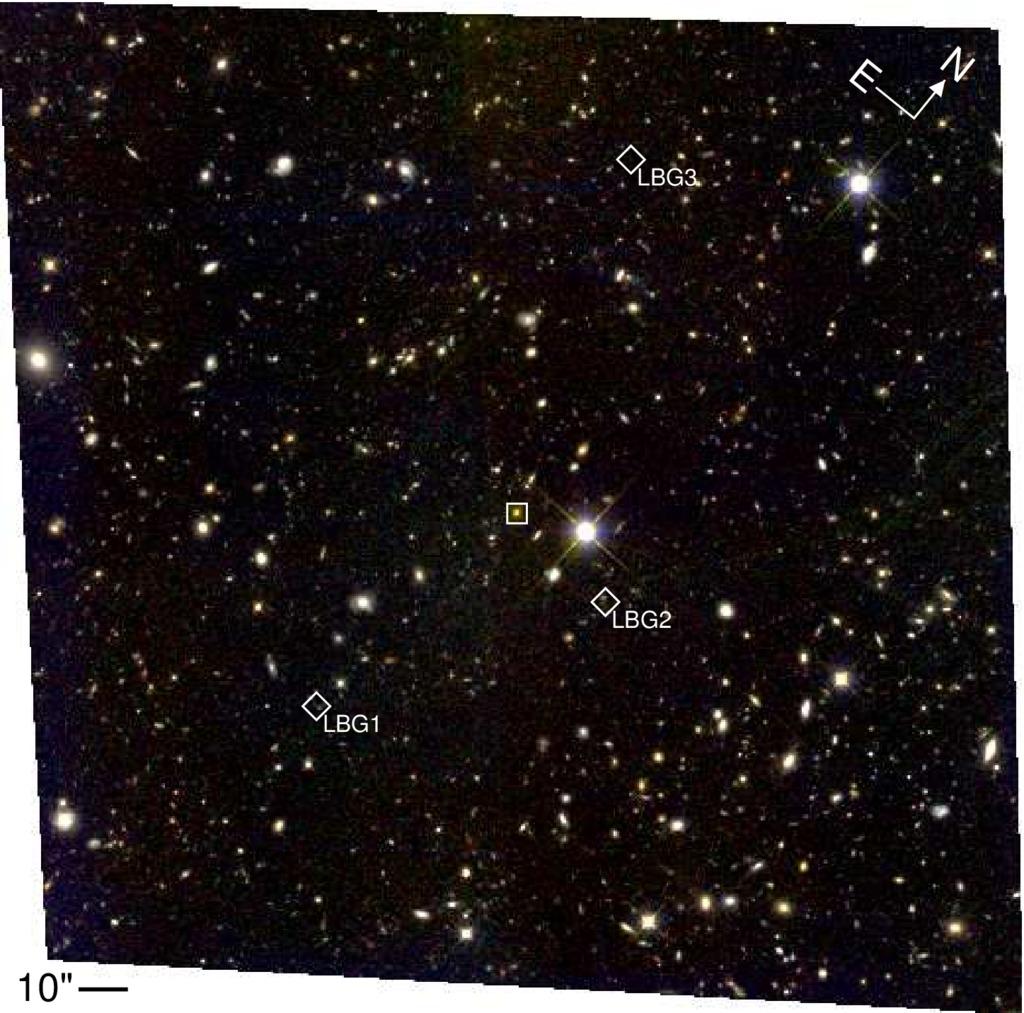 Quasar Ga
